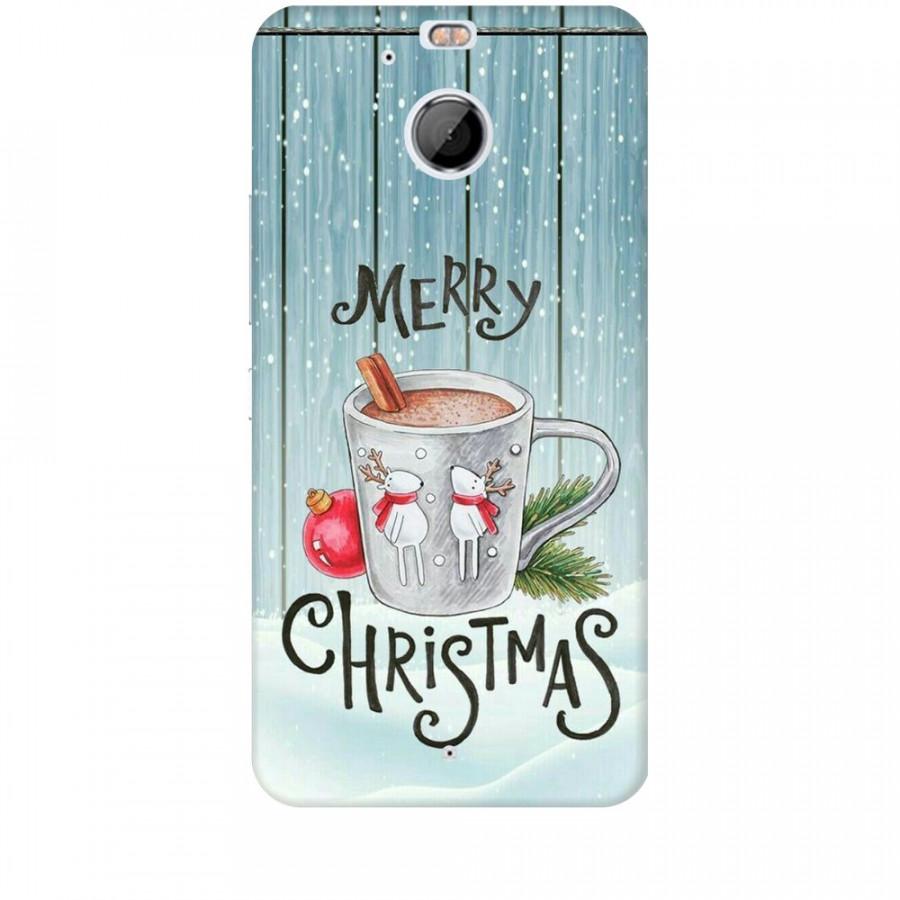 Ốp lưng dành cho điện thoại HTC 10 EVO Merry Christmas