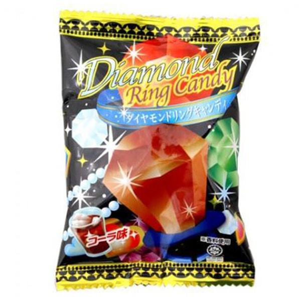 Kẹo nhẫn Diamond Ring vị cola