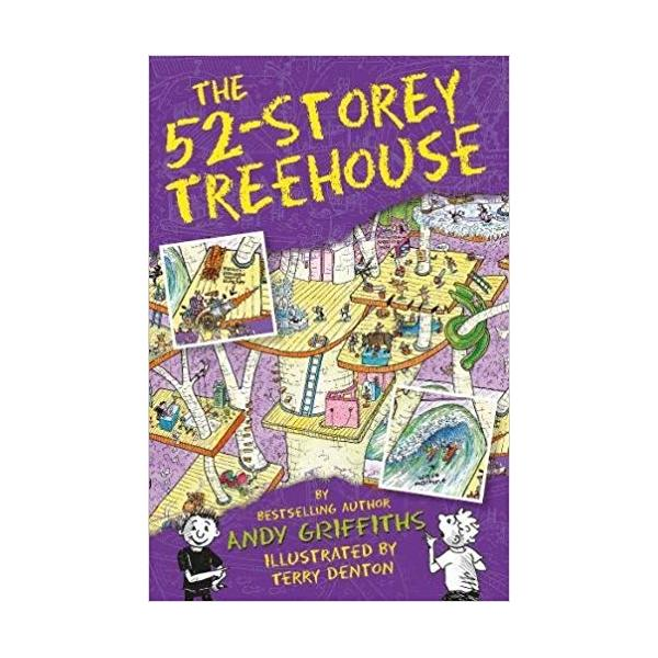 The 52-Storey Treehouse (The Treehouse Books) Paperback - 1096327 , 3242709049875 , 62_3895017 , 198000 , The-52-Storey-Treehouse-The-Treehouse-Books-Paperback-62_3895017 , tiki.vn , The 52-Storey Treehouse (The Treehouse Books) Paperback