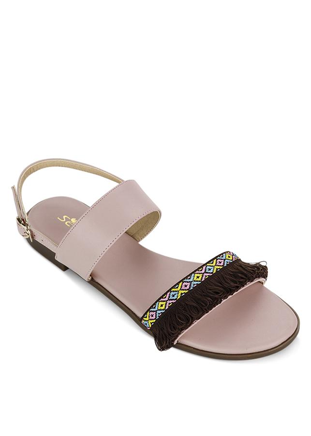 Sandal nữ tua rua Senta1009