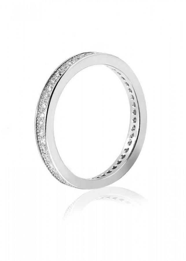 Nhẫn bạc nữ Luna Love
