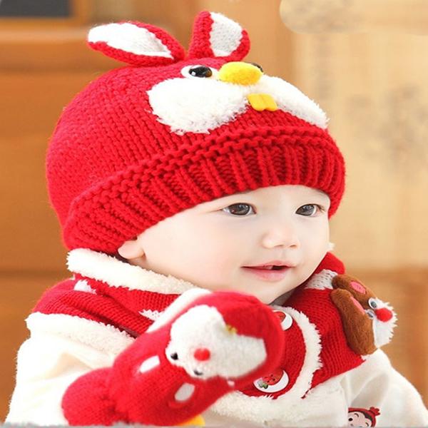 Bộ mũ và khăn len tai thỏ cho bé - 9473531 , 3427007834778 , 62_7760549 , 230000 , Bo-mu-va-khan-len-tai-tho-cho-be-62_7760549 , tiki.vn , Bộ mũ và khăn len tai thỏ cho bé