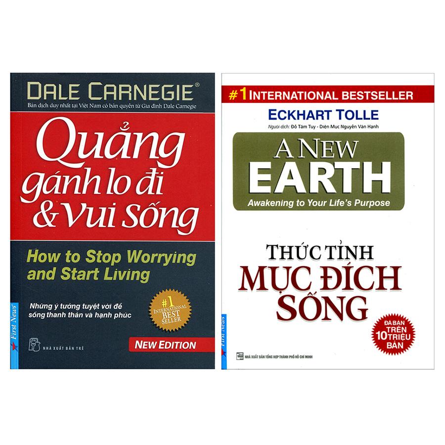 Combo Thức Tỉnh Mục Đích Sống (Tái Bản) + Quẳng Gánh Lo Đi Và Vui Sống (2 Cuốn) - 1925868 , 9840151570189 , 62_14763539 , 200000 , Combo-Thuc-Tinh-Muc-Dich-Song-Tai-Ban-Quang-Ganh-Lo-Di-Va-Vui-Song-2-Cuon-62_14763539 , tiki.vn , Combo Thức Tỉnh Mục Đích Sống (Tái Bản) + Quẳng Gánh Lo Đi Và Vui Sống (2 Cuốn)