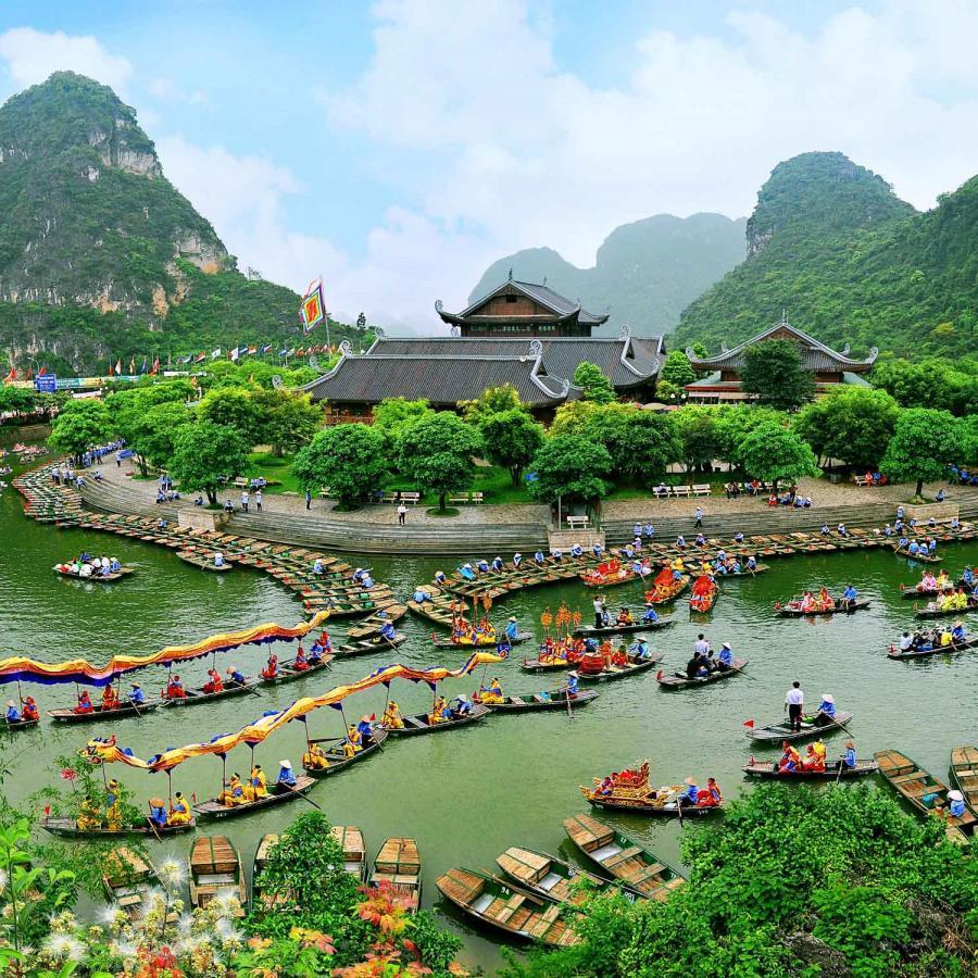 Tour Hoa Lư - Tràng An 1 Ngày, Khởi Hành Hàng Ngày Từ HN