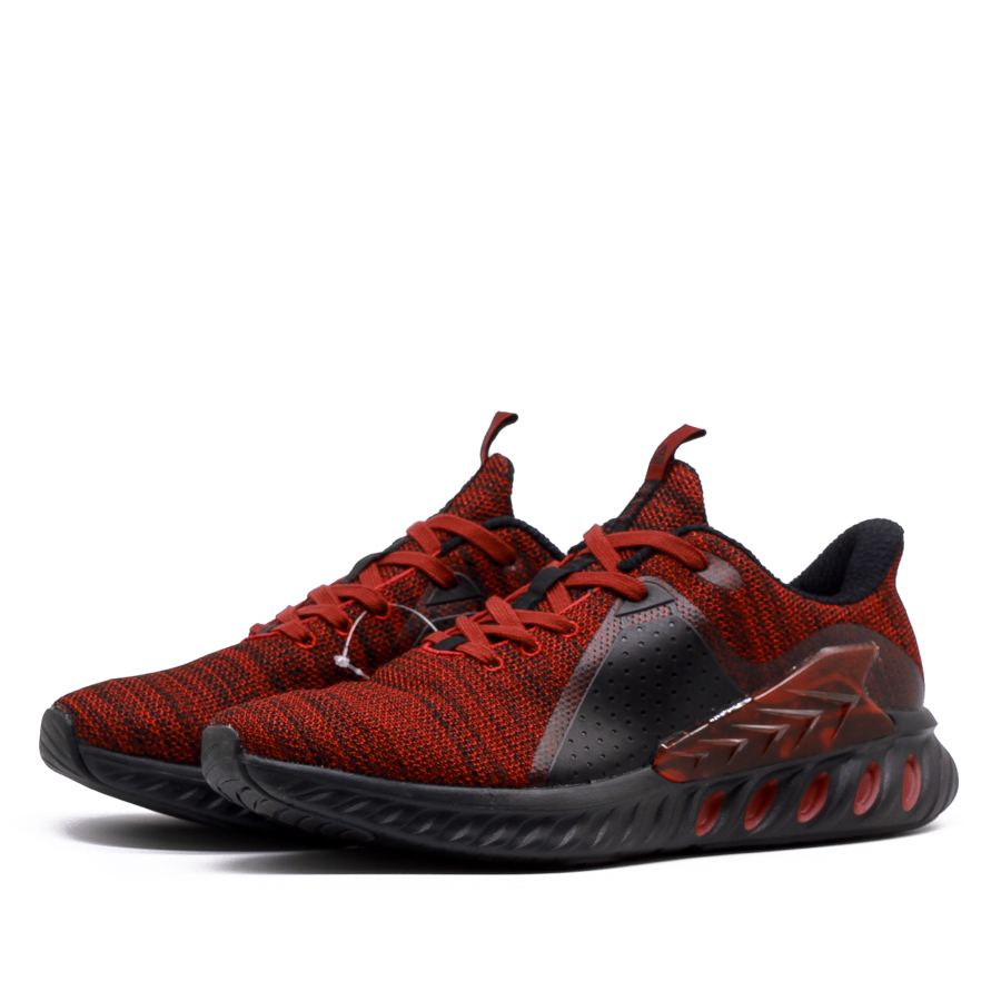 Giày chạy bộ Nam Peak Running E91557H - Đỏ