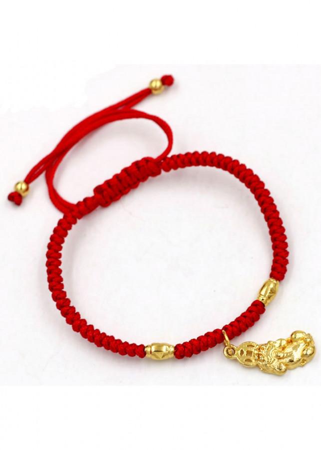 Vòng đeo tay tết dây cẩn tỳ hưu mạ vàng TD5 - Vòng tay chỉ đỏ may mắn - 2203836 , 3884300431910 , 62_14143450 , 280000 , Vong-deo-tay-tet-day-can-ty-huu-ma-vang-TD5-Vong-tay-chi-do-may-man-62_14143450 , tiki.vn , Vòng đeo tay tết dây cẩn tỳ hưu mạ vàng TD5 - Vòng tay chỉ đỏ may mắn