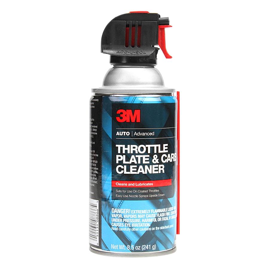 Chai Xịt Vệ Sinh Bộ Chế Hòa Khí Và Bướm Ga 3M Throttle Plate And Carb Cleaner 08866 (241g)