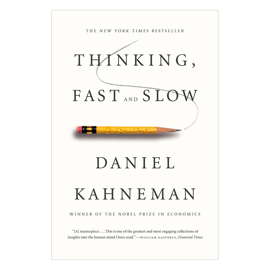 Thinking, Fast And Slow - 773964 , 2053868132480 , 62_10756941 , 507000 , Thinking-Fast-And-Slow-62_10756941 , tiki.vn , Thinking, Fast And Slow