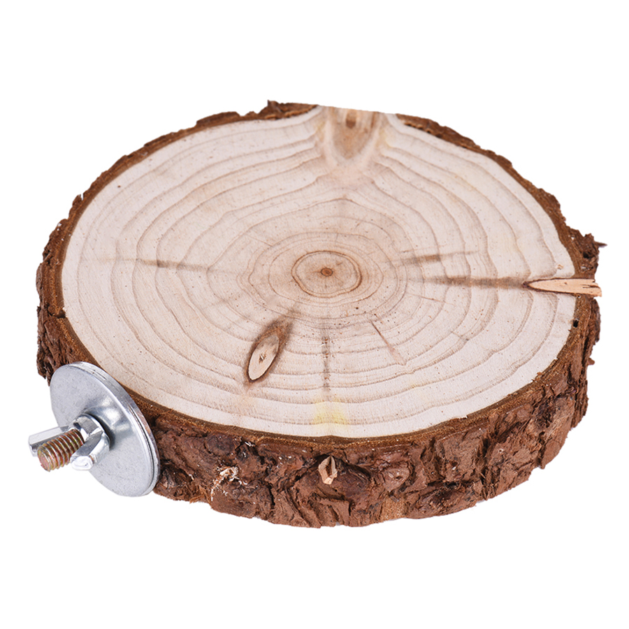 Bird Cage Accessories Pet Round Wooden Coin Jumping Platform Chew Toy for Parrot Parakeet Budgie Cockatiel Squirrel - 2162443 , 1044809796770 , 62_13825659 , 178000 , Bird-Cage-Accessories-Pet-Round-Wooden-Coin-Jumping-Platform-Chew-Toy-for-Parrot-Parakeet-Budgie-Cockatiel-Squirrel-62_13825659 , tiki.vn , Bird Cage Accessories Pet Round Wooden Coin Jumping Platform