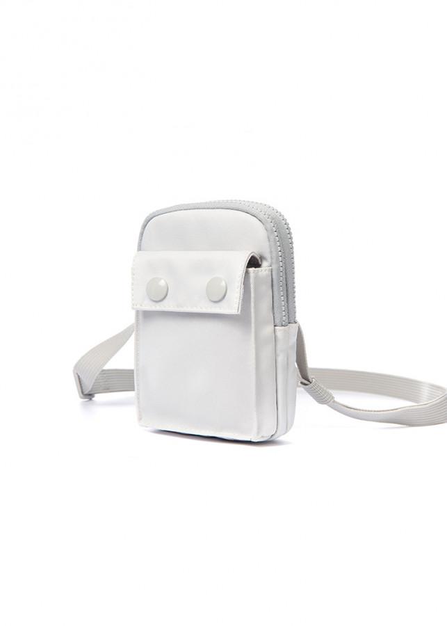 Túi đeo chéo nữ Mr.ace Homme M18001P01 / Xám trắng