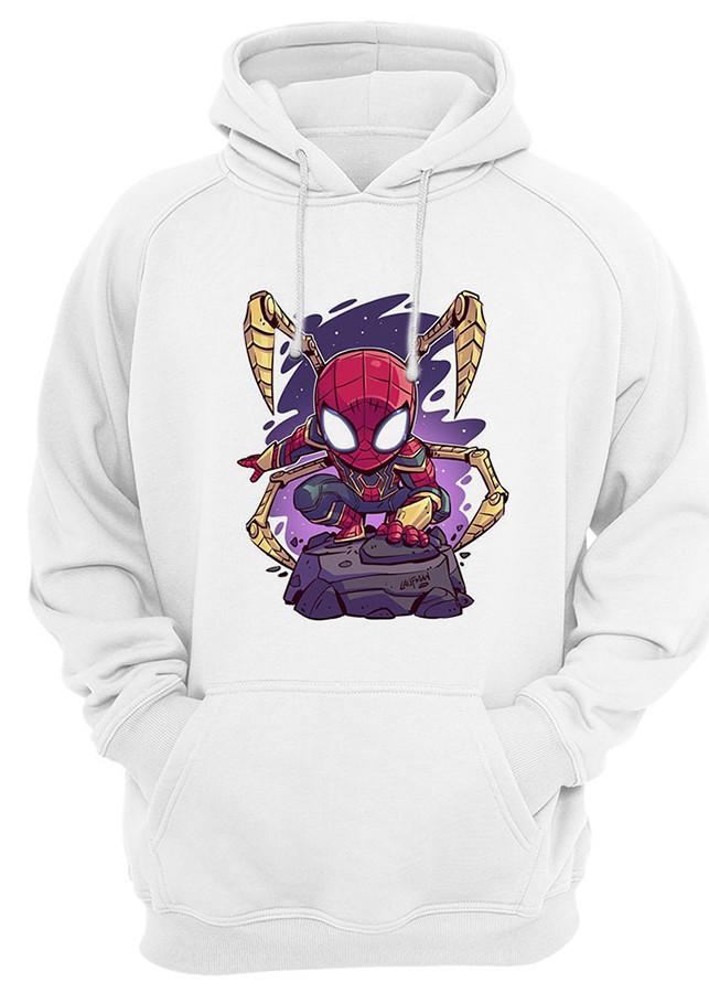 Áo Hoodie Người Nhện Infinity War Marvel - 952223 , 4723337761944 , 62_4938473 , 240000 , Ao-Hoodie-Nguoi-Nhen-Infinity-War-Marvel-62_4938473 , tiki.vn , Áo Hoodie Người Nhện Infinity War Marvel
