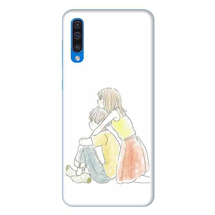 Ốp lưng dành cho điện thoại Samsung Galaxy A50 hình Tình Yêu Của Em - Hàng chính hãng