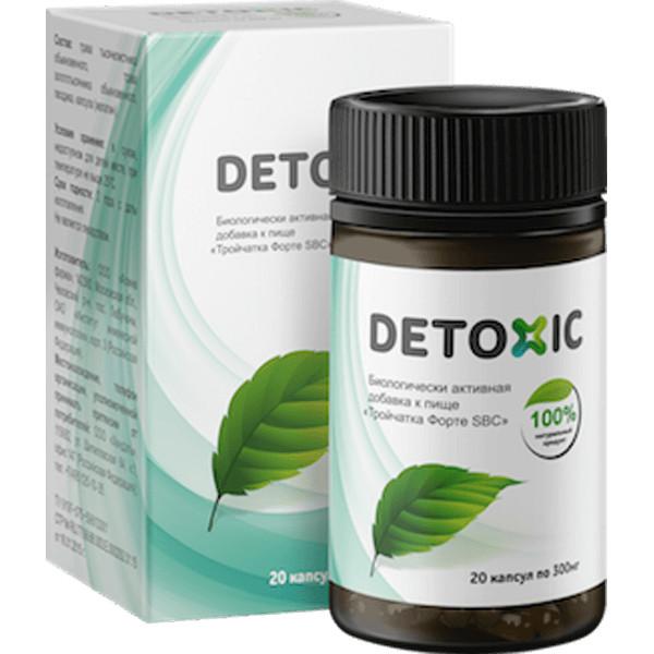 Thực phẩm hỗ trợ tiêu hóa Detoxic