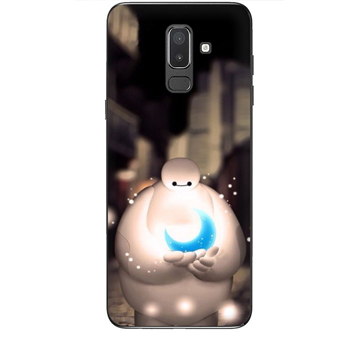 Ốp lưng dành cho điện thoại  SAMSUNG GALAXY J8 2018 hình Big Hero Mẫu 05