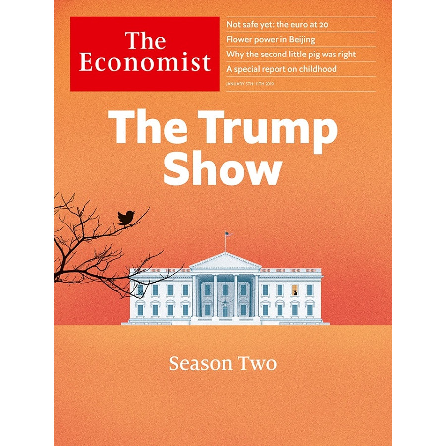 The Economist: The Trump Show - 01.19