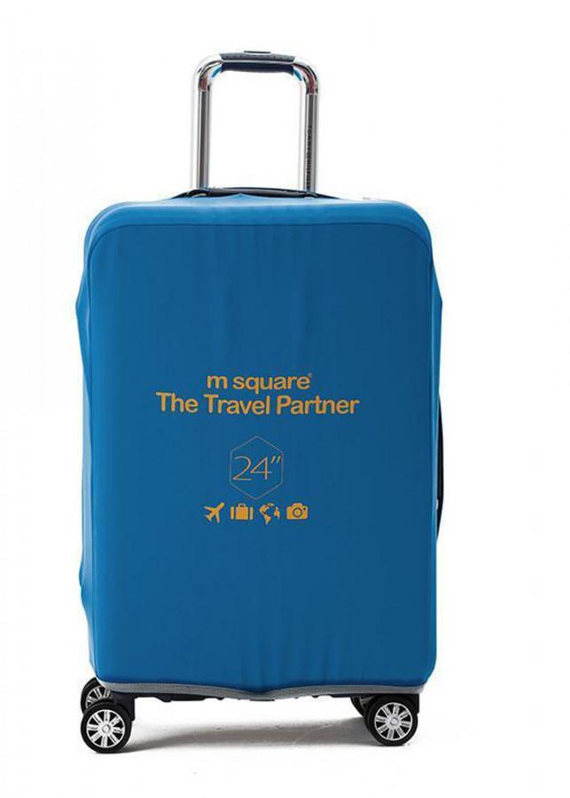 Túi bọc bảo vệ vali co giãn Msquare Nhật Bản màu xanh dương - DMCTB125 - 2344187 , 7653713991375 , 62_15252791 , 479000 , Tui-boc-bao-ve-vali-co-gian-Msquare-Nhat-Ban-mau-xanh-duong-DMCTB125-62_15252791 , tiki.vn , Túi bọc bảo vệ vali co giãn Msquare Nhật Bản màu xanh dương - DMCTB125