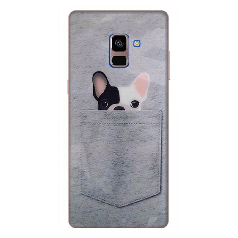 Ốp Lưng Dành Cho Samsung Galaxy A8 Plus - Mẫu 81