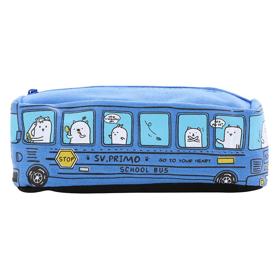 Bóp Viết Hình Xe Bus