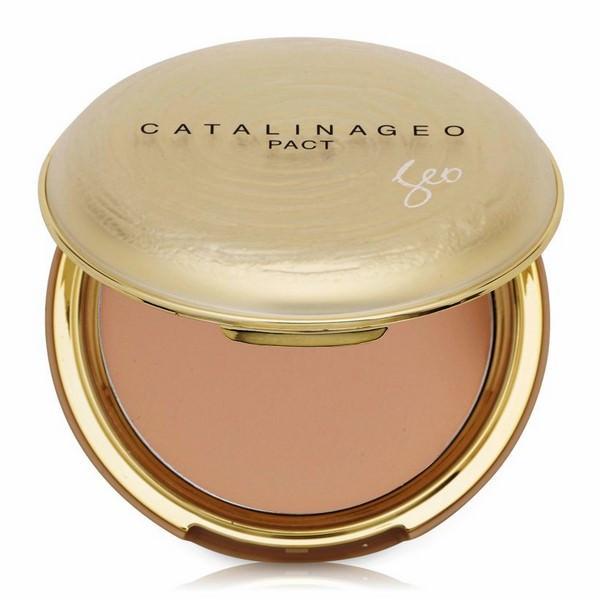 Phấn Phủ Catalina Pact #01 Natural Beige Catalina Geo_Py05 (22g)