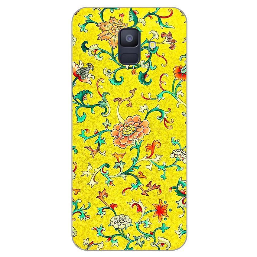 Ốp lưng dẻo cho Samsung Galaxy A6 2018_DHCL 02