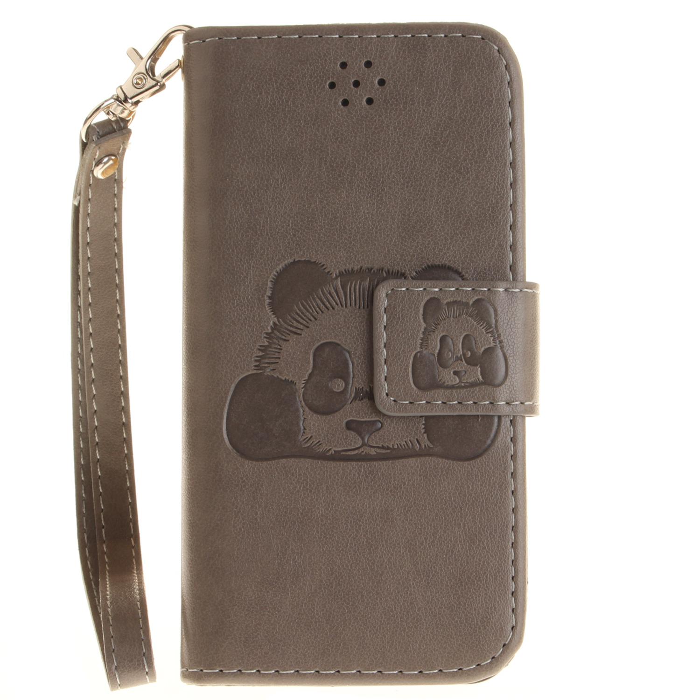 Bao Da Mềm Kiêm Ví Đựng Card Cho Iphone 5S/5