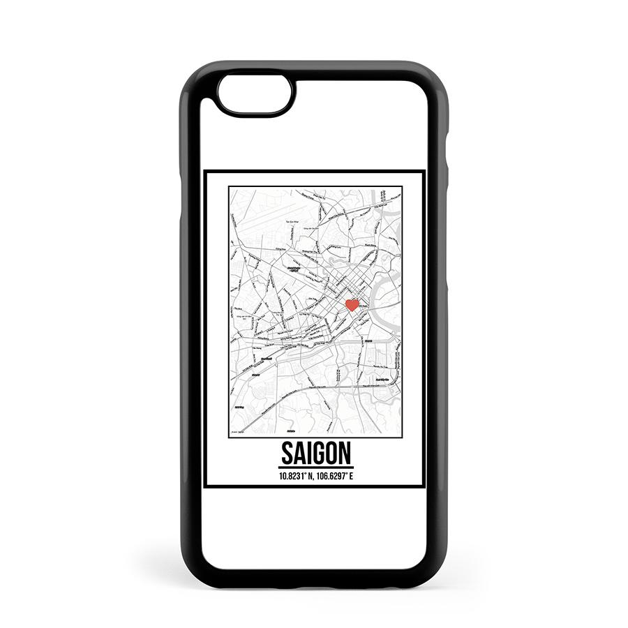 Ốp Lưng Dẻo Dành Cho Iphone 6/6S In Hình Art Print 60