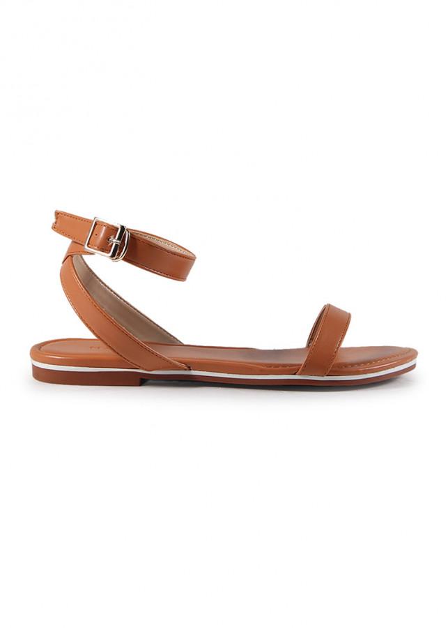 Giày Sandal Nữ Quai Ngang Nados S01024