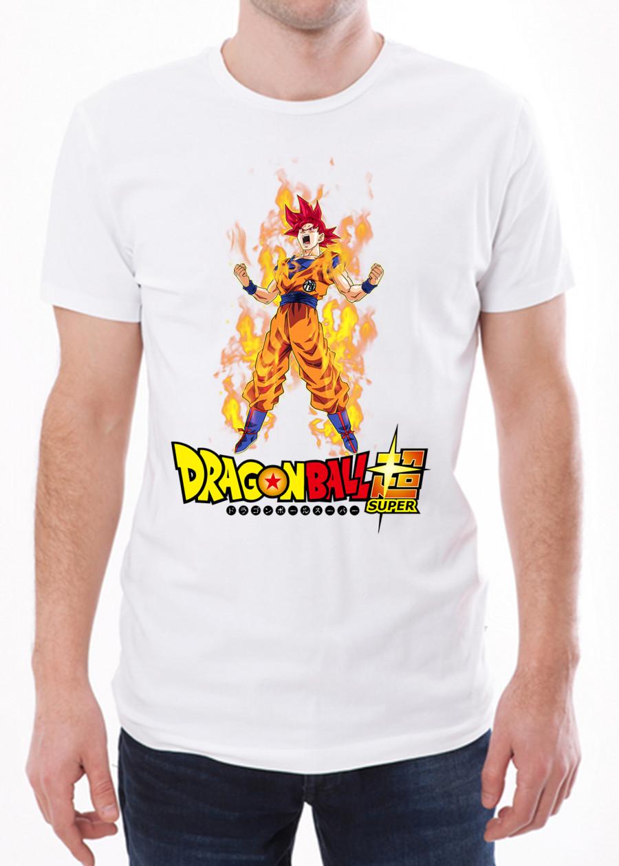 Áo Thun Dragon Ball 7 Viên Ngọc Rồng Mẫu 37
