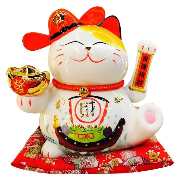 Mèo Thần Tài Lộc Tiến Vinh Hoa Size Lớn - 1312868 , 1095742268121 , 62_6449089 , 2080000 , Meo-Than-Tai-Loc-Tien-Vinh-Hoa-Size-Lon-62_6449089 , tiki.vn , Mèo Thần Tài Lộc Tiến Vinh Hoa Size Lớn