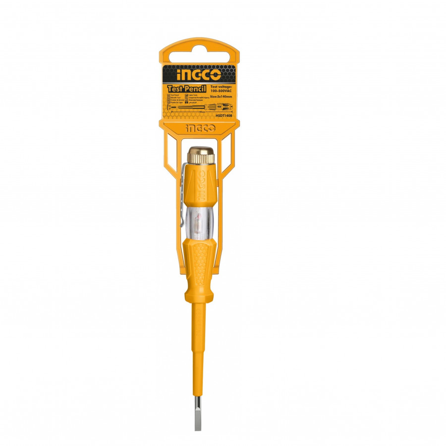 Bút thử điện INGCO HSDT1408 140mm