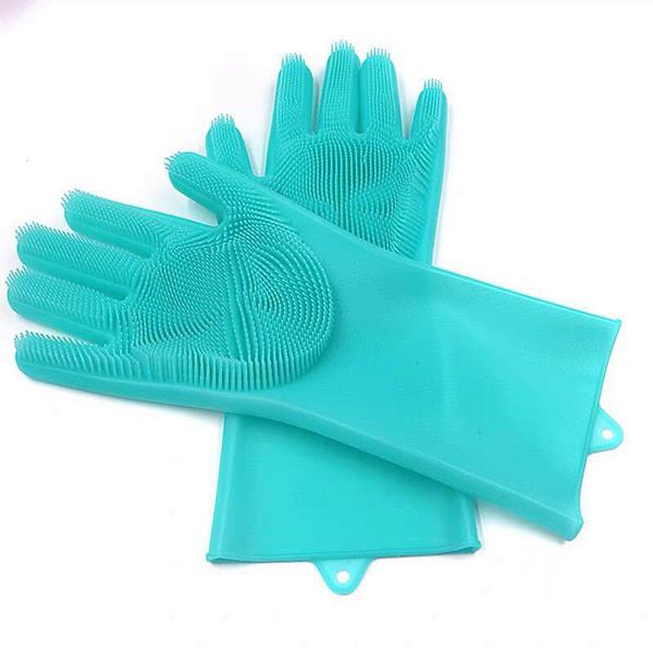 Găng tay silicon kiêm miếng rửa bát - màu ngẫu nhiên - 1368731 , 4759028096941 , 62_10270639 , 255000 , Gang-tay-silicon-kiem-mieng-rua-bat-mau-ngau-nhien-62_10270639 , tiki.vn , Găng tay silicon kiêm miếng rửa bát - màu ngẫu nhiên