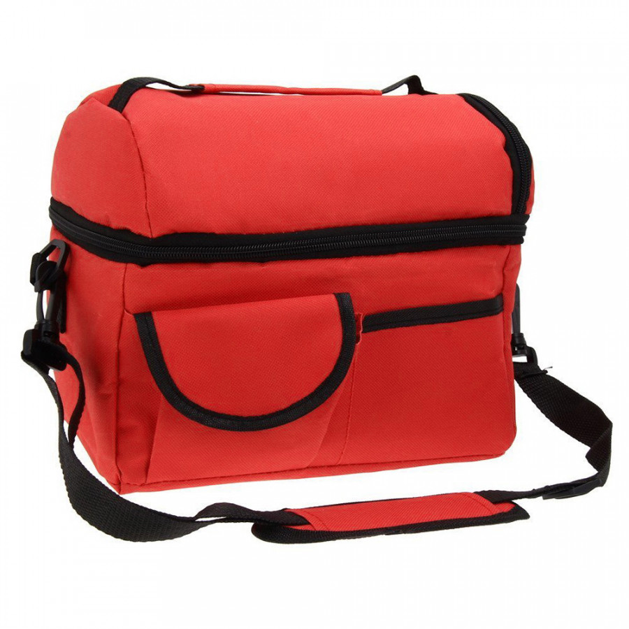 Large Capacity Insulated Square Lunch Bag Cooler Tote Carry Bags Travel Bento Box with Adjustable Shoulder Strap - 1961617 , 5518940504861 , 62_14571329 , 281000 , Large-Capacity-Insulated-Square-Lunch-Bag-Cooler-Tote-Carry-Bags-Travel-Bento-Box-with-Adjustable-Shoulder-Strap-62_14571329 , tiki.vn , Large Capacity Insulated Square Lunch Bag Cooler Tote Carry Bags