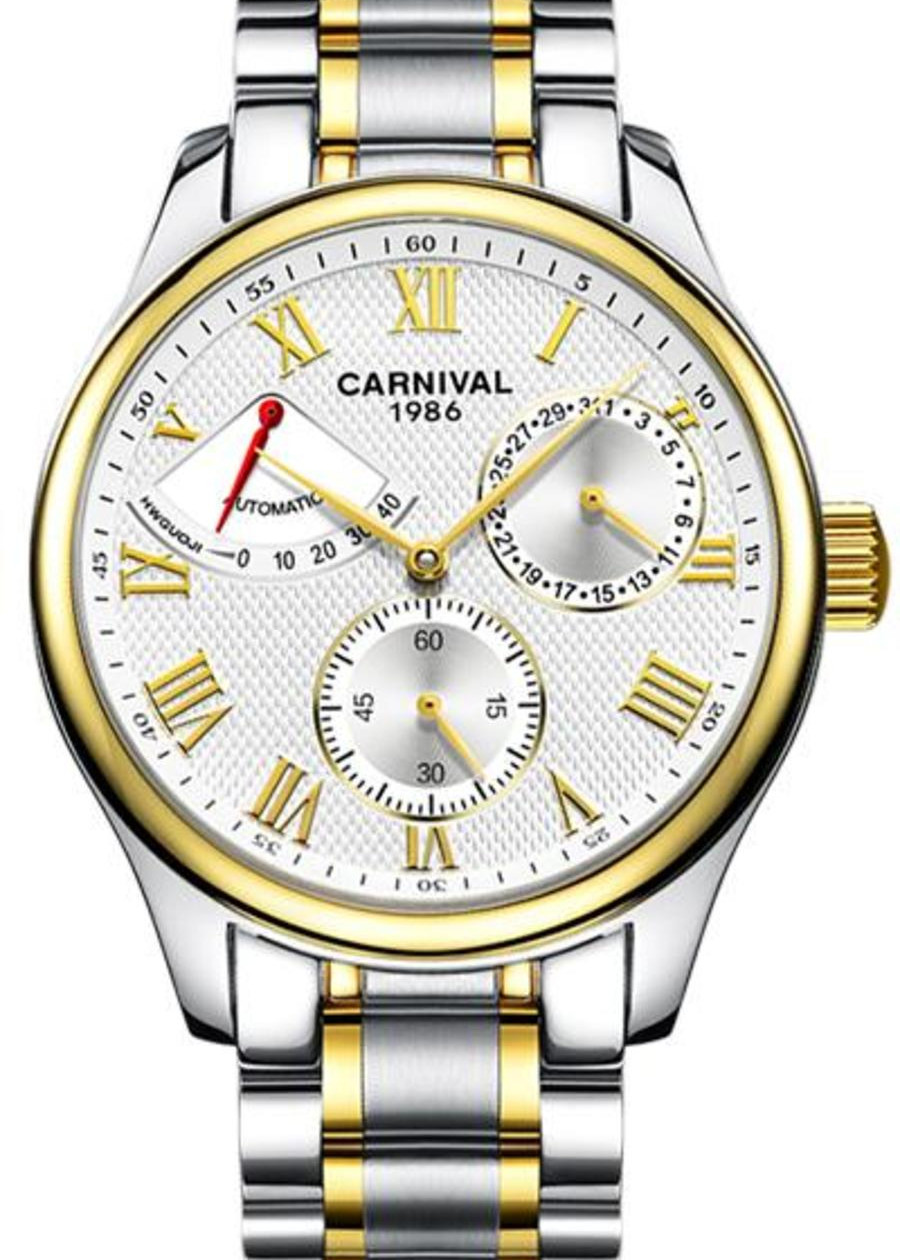 Đồng hồ nam Carnival G77301.101.616