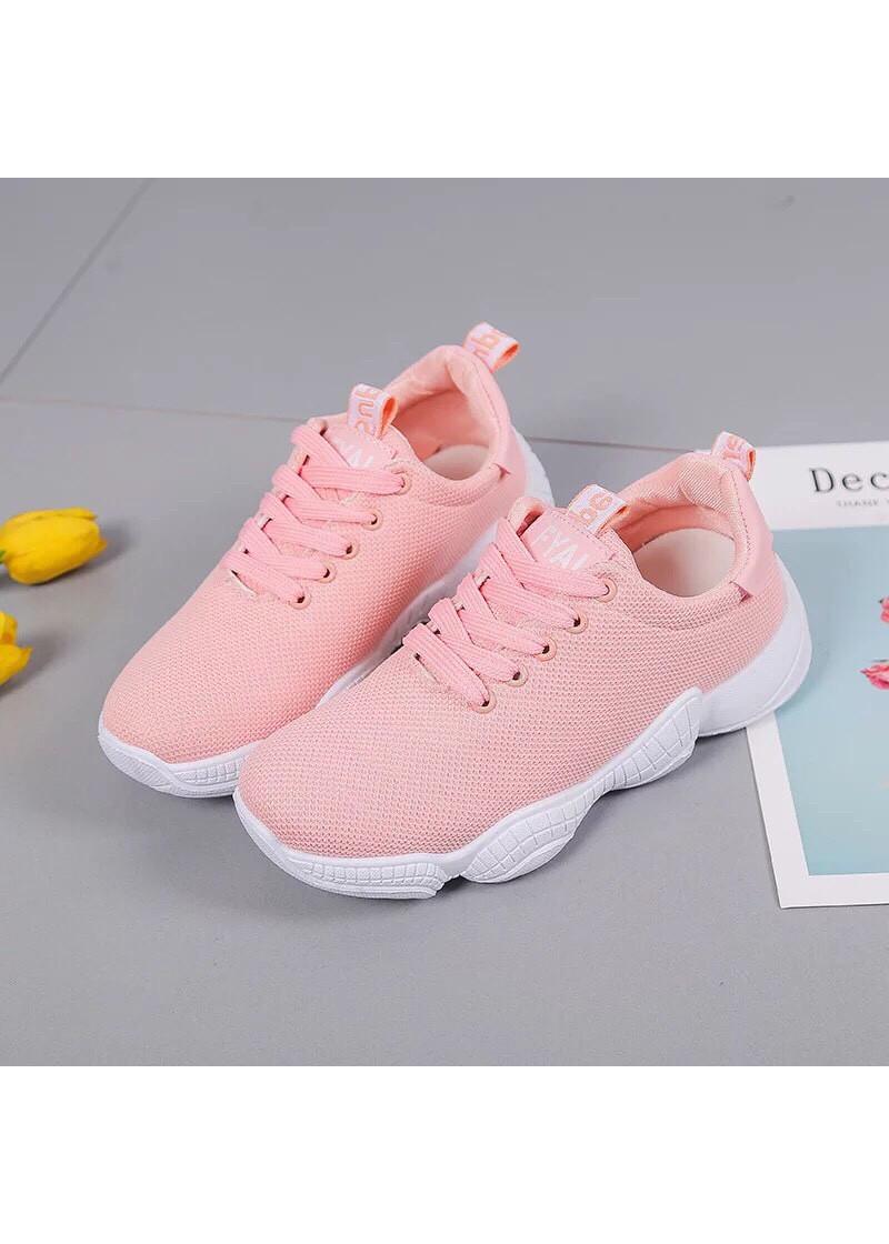 Giày thể thao nữ FYAI màu hồng