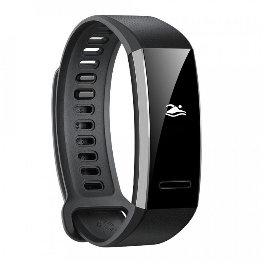 Huawei Sports Band B29 Gps Version Smart Wristband For Monitor Fitness Swim Waterproof BT Oled Bracelet Heart Rate Sleep - Black