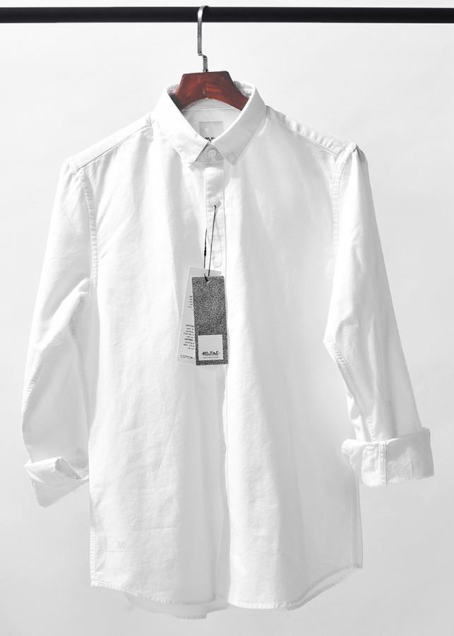 Áo sơ mi nam Oxford cao cấp xuất khẩu Hàn Quốc hãng thời trang nam Routine - 5094452 , 9057332038196 , 62_16176306 , 450000 , Ao-so-mi-nam-Oxford-cao-cap-xuat-khau-Han-Quoc-hang-thoi-trang-nam-Routine-62_16176306 , tiki.vn , Áo sơ mi nam Oxford cao cấp xuất khẩu Hàn Quốc hãng thời trang nam Routine