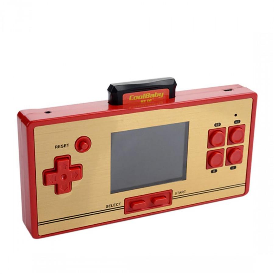 Game Console Tích Hợp 600 Trò Chơi Cổ Điển (Hỗ Trợ TV AV Output) - 1725934 , 2796474468054 , 62_12020719 , 884000 , Game-Console-Tich-Hop-600-Tro-Choi-Co-Dien-Ho-Tro-TV-AV-Output-62_12020719 , tiki.vn , Game Console Tích Hợp 600 Trò Chơi Cổ Điển (Hỗ Trợ TV AV Output)