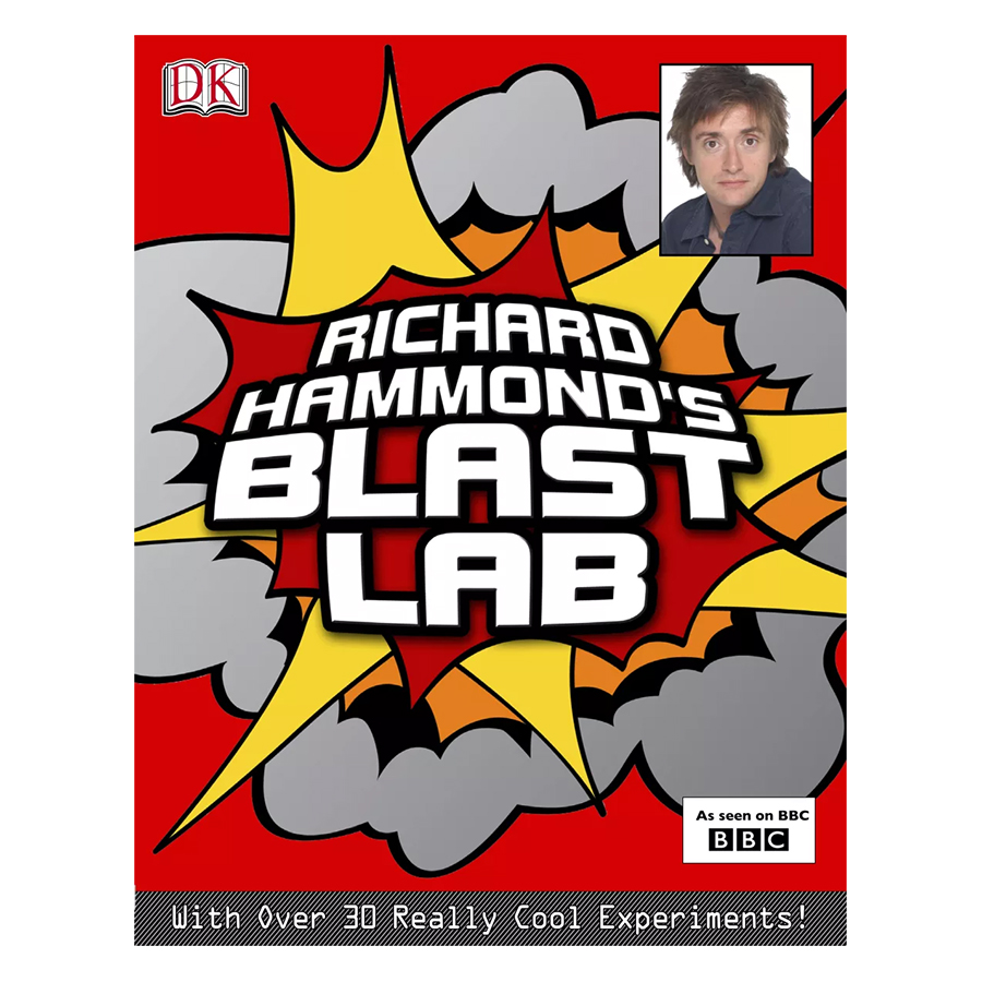 Richard Hammonds Blast Lab