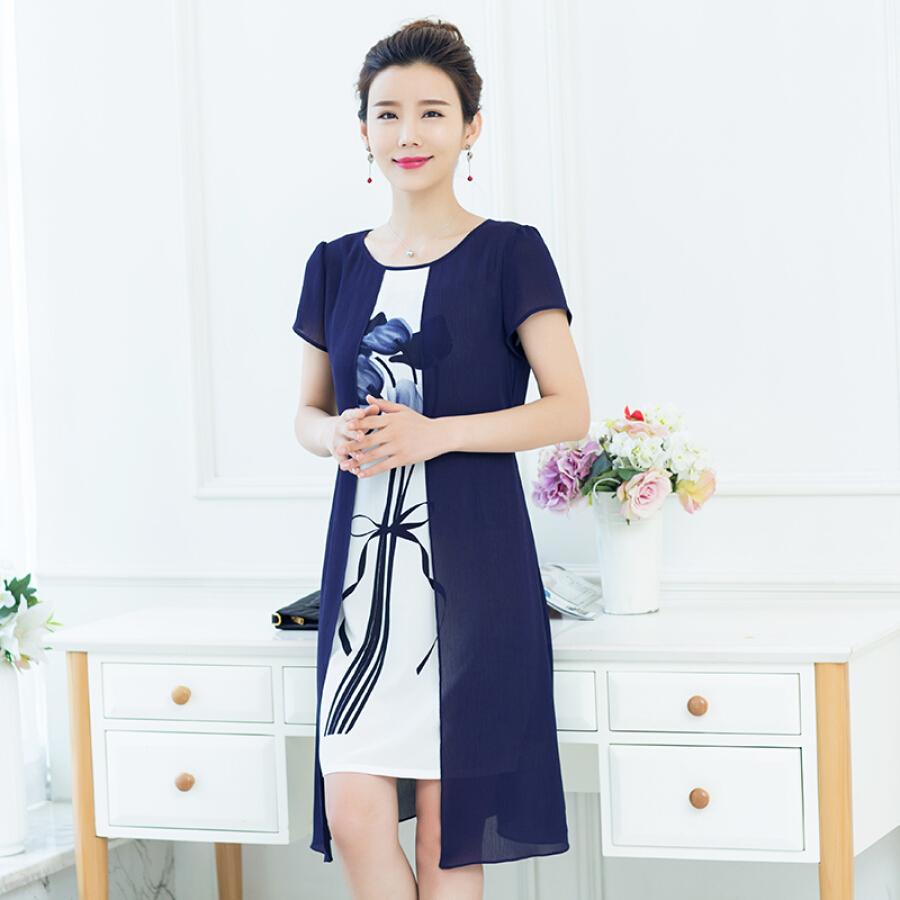 Váy Voan Dài Yu Zhaolin YWQZ181106