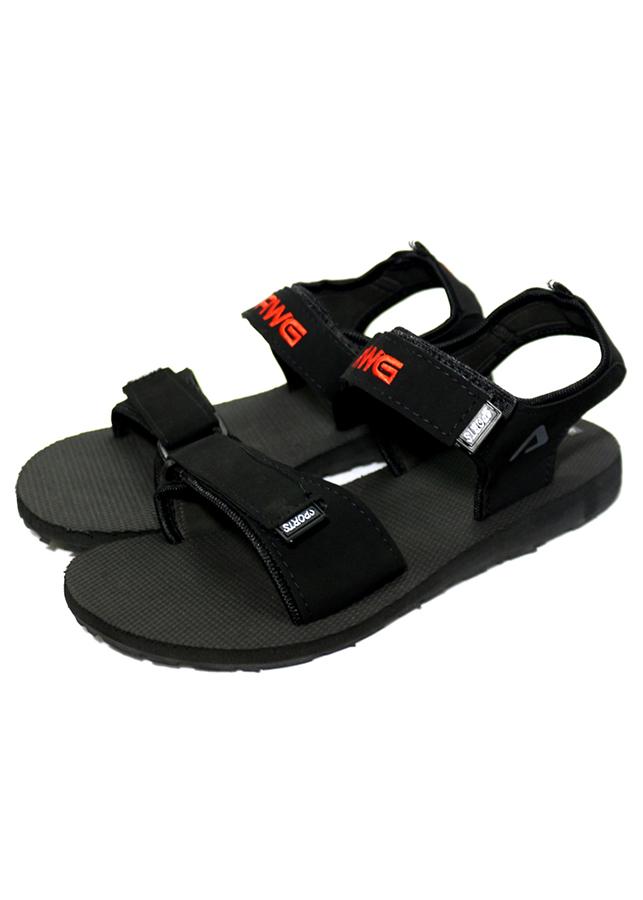 Giày sandal nam chất liệu xốp thời trang T140K139