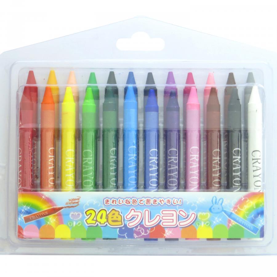 Hộp bút màu 24 màu NIPPON PEARL