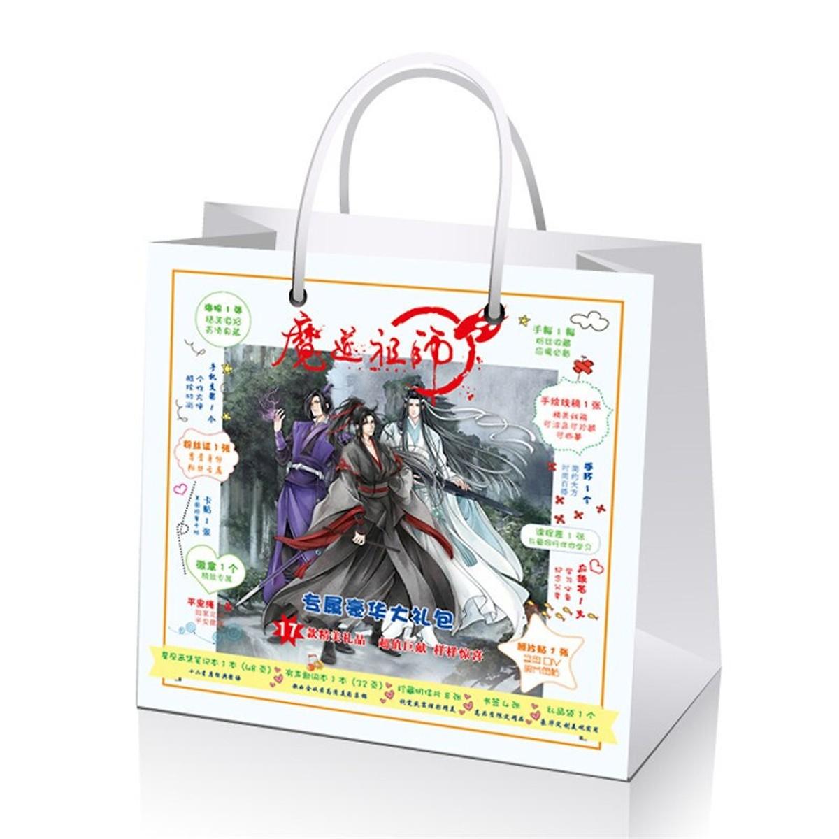 Túi quà Ma Đạo Tổ Sư Anime Mo Dao Zu Shi JAPAN - 15509228 , 1524882914617 , 62_25247373 , 159000 , Tui-qua-Ma-Dao-To-Su-Anime-Mo-Dao-Zu-Shi-JAPAN-62_25247373 , tiki.vn , Túi quà Ma Đạo Tổ Sư Anime Mo Dao Zu Shi JAPAN