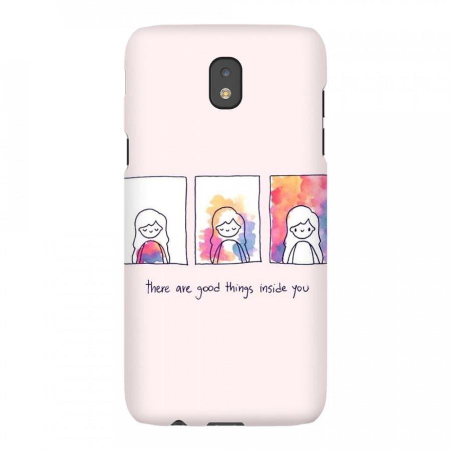 Ốp Lưng Cho Điện Thoại Samsung Galaxy J5 (2017) - MẫuTAMTRANG1036