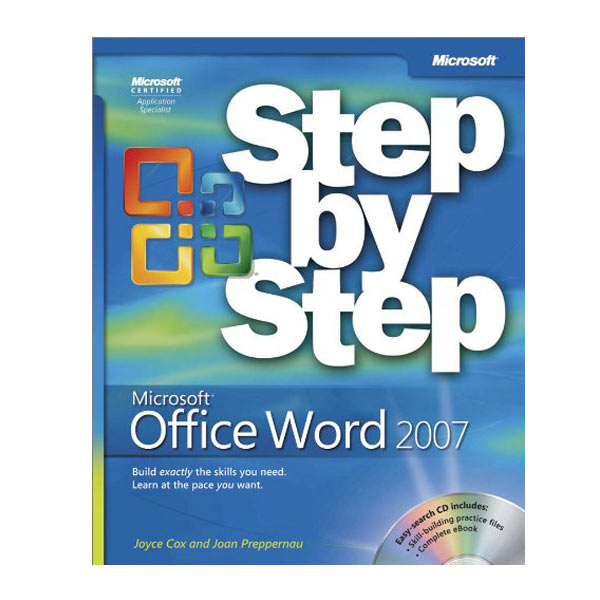 Microsoft Office Word 2007 Step by Step Book/CD Package (Step by Step (Microsoft)) - 1224161 , 5188927519654 , 62_5232365 , 657000 , Microsoft-Office-Word-2007-Step-by-Step-Book-CD-Package-Step-by-Step-Microsoft-62_5232365 , tiki.vn , Microsoft Office Word 2007 Step by Step Book/CD Package (Step by Step (Microsoft))
