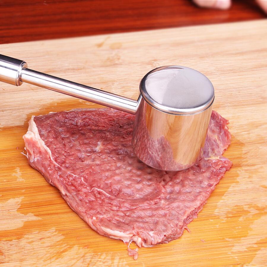 Búa Đập Thịt Dụng Cụ Nhà Bếp Baijie Hợp Kim Kẽm Dày