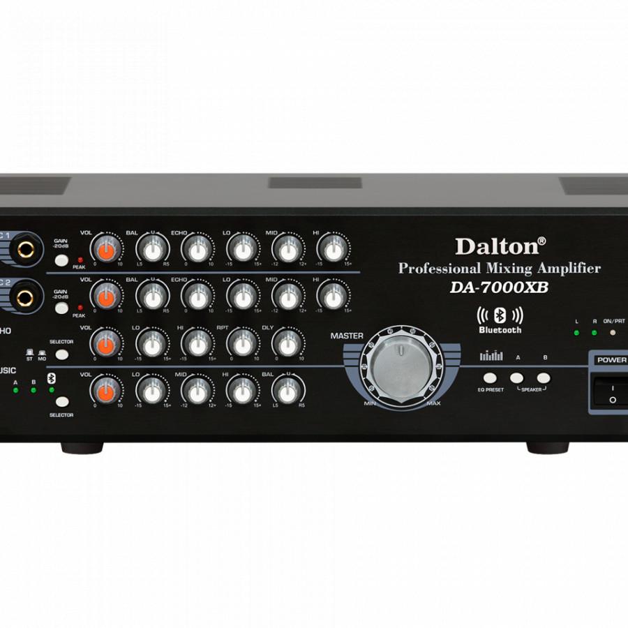 Amply karaoke Dalton DA-7000XB - Có Bluetooth