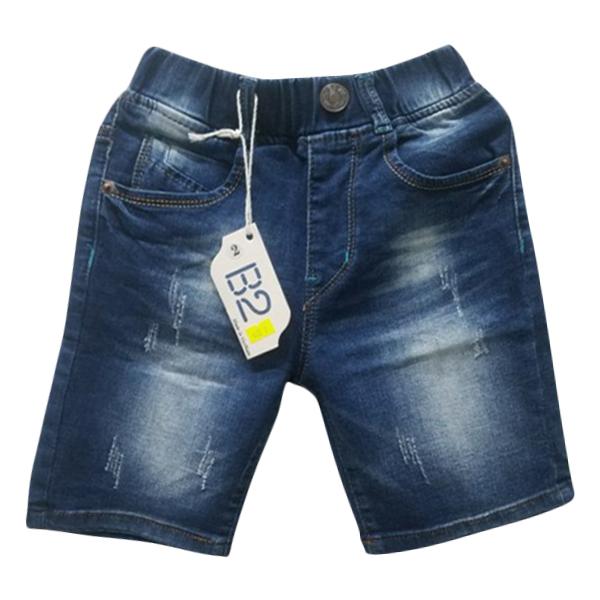 Quần Jeans Lửng Bé Trai QJ01