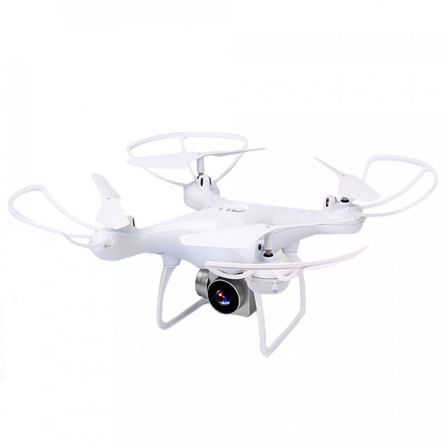 Drone Quadcopter High Performance Altitude Hold One Key Take Off Uav Aircraft 0.3Mp Hd3S One Key Landing App Remote