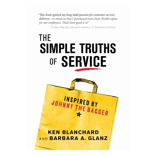The Simple Truths Of Service - 780003 , 2698342222976 , 62_11504771 , 486000 , The-Simple-Truths-Of-Service-62_11504771 , tiki.vn , The Simple Truths Of Service