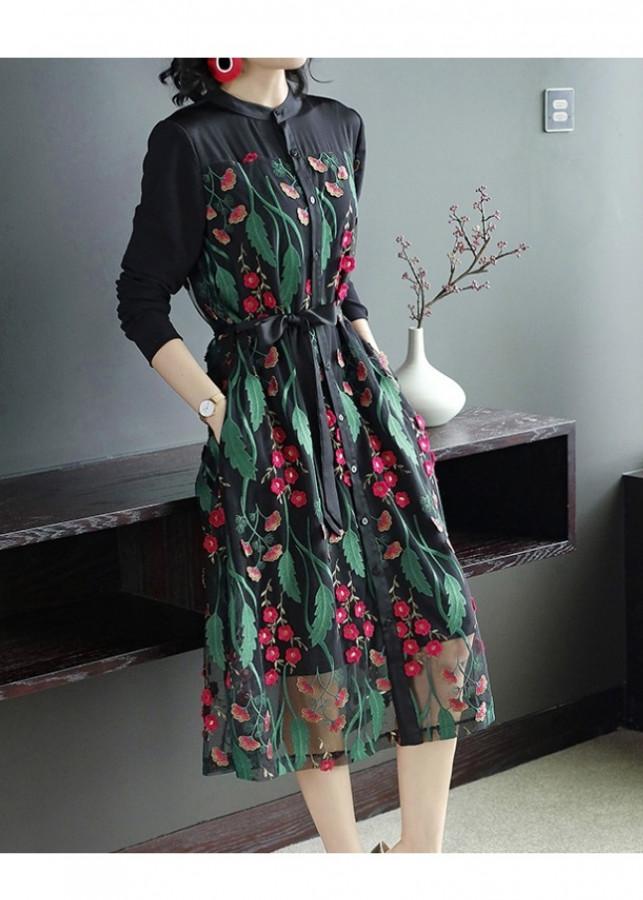 Váy đầm trung niên cao cấp, duyên dáng, sang trọng - 2363868 , 8968648070071 , 62_15446671 , 560000 , Vay-dam-trung-nien-cao-cap-duyen-dang-sang-trong-62_15446671 , tiki.vn , Váy đầm trung niên cao cấp, duyên dáng, sang trọng